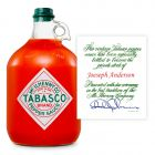 TABASCO® Personalized Gallons-Original Red
