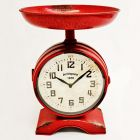 """Old Fashioned """"Scale"""" Clock"""