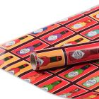 Pop Art TABASCO® Bottle Wrapping Paper