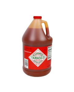 TABASCO® Original Red Sauce Plastic Gallon
