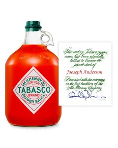TABASCO® Personalized Gallons