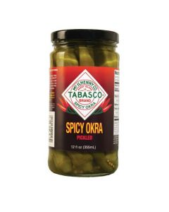 TABASCO® Spicy Pickled Okra 12 oz