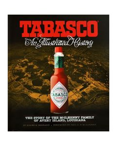 """""""TABASCO<sup>®</sup>: An Illustrated History"""" Book"""