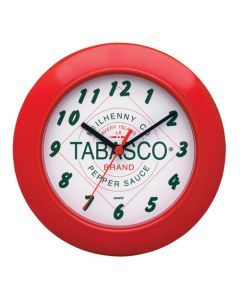 TABASCO® Quartz Clock