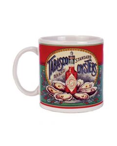 TABASCO® Oyster Design Coffee Mug