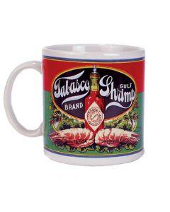 TABASCO® Shrimp Design Coffee Mug