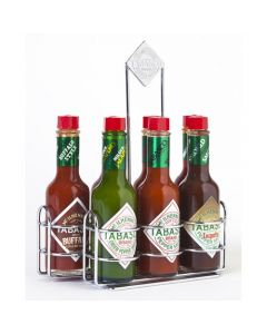 TABASCO<sup>®</sup> 7-Sauce Caddy