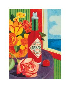 "TABASCO<sup>®</sup> ""Art of Seasoning: Fauvism"" Poster"