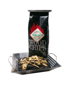 WOODCHIPS, TABASCO(R) MADE FROM TAB(R) AGING BARRELS *U*