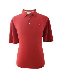 Red Basic Polo