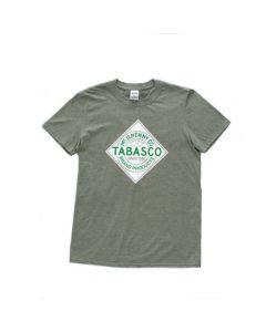 Distressed Green T-Shirt
