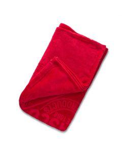 TABASCO<sup>®</sup> Red Diamond Logo Throw Blanket