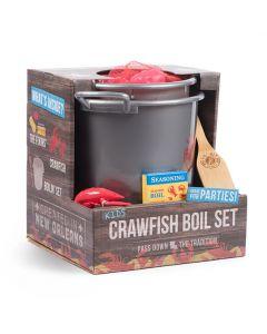Kids Crawfish Boiling Set