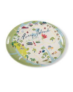 Avery Island Platter