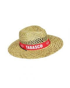 CS - STRAW HAT W/ DIAMOND LOGO BAND - TOWSLEYS