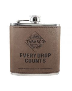 TABASCO® Stainless Steel Flask