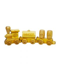 Wooden Toy Train for Kids