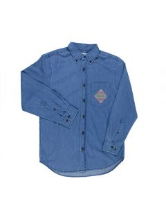Chambray Pocket Oxford Shirt