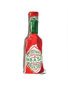 TABASCO<sup>®</sup> Bottle Decorative Pillow