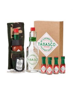TABASCO® Flavor Scout Military Gift Set