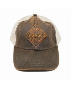 Weathered Copper Cap with Diamond Logo