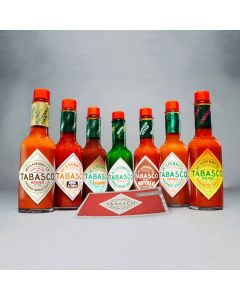 TABASCO® brand Corporate Family of Flavors® Gift Box