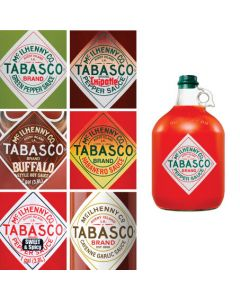 TABASCO® Gallons
