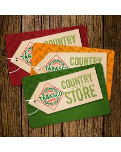 TABASCO<sup>®</sup> Online Gift Card