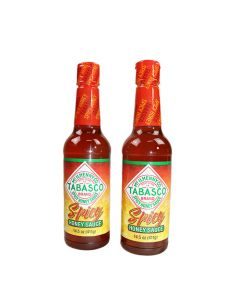TABASCO<sup>®</sup> SPICY HONEY SAUCE 2-Pack